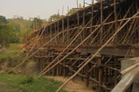 NLCPR Bridges on Kherapara Deku bazar road
